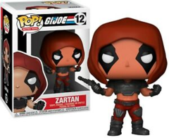 Pop! Gi Joe - Zartan (#12)