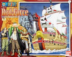 One Piece - Red-Force Model Kit