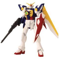 Gundam Infinity - XXXG-01W Wing Gundam 4.5in Action Figure