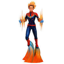 Marvel Gallery - Binary Force Captain Marvel PVC Statue