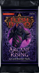 Flesh and Blood TCG - Arcane Rising (Unlimited) Booster Pack