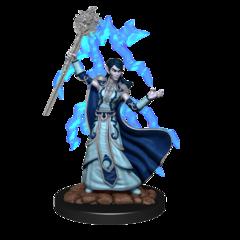 D&D Icons of the Realms - Premium Mini - Elf Female Wizard