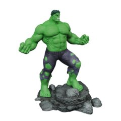 Marvel Gallery - Incredible Hulk PVC Diorama
