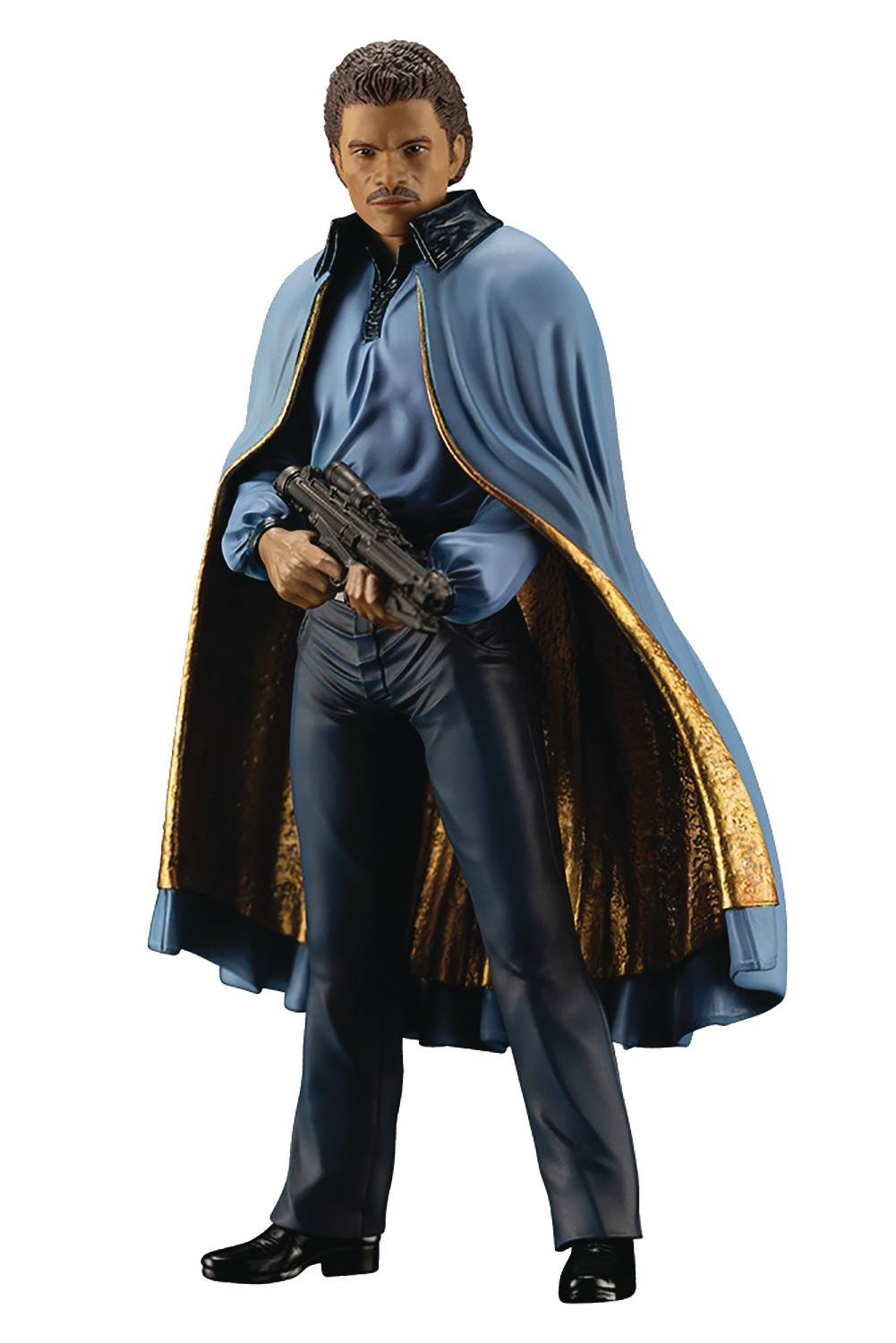Star Wars Kotobukiya - Empire Strikes Back - Lando Calrissian ArtFX+ Statue