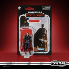 Star Wars - The Vintage Collection - The Mandalorian - Moff Gideon 3.75inch Action Figure