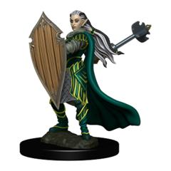 D&D Icons of the Realms - Premium Mini - Elf Female Paladin