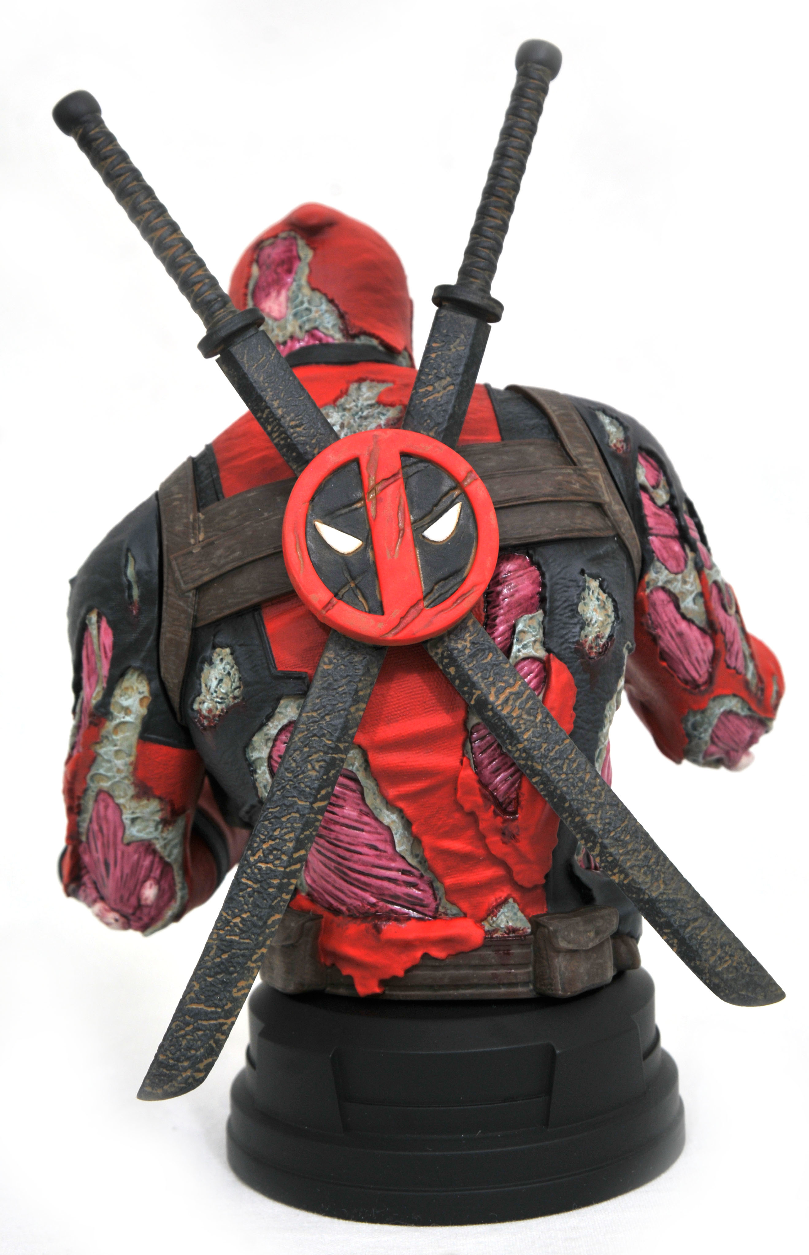 Marvel Gentle Giant - Zombie Deadpool  SDCC 2020 Exclusive Resin Bust