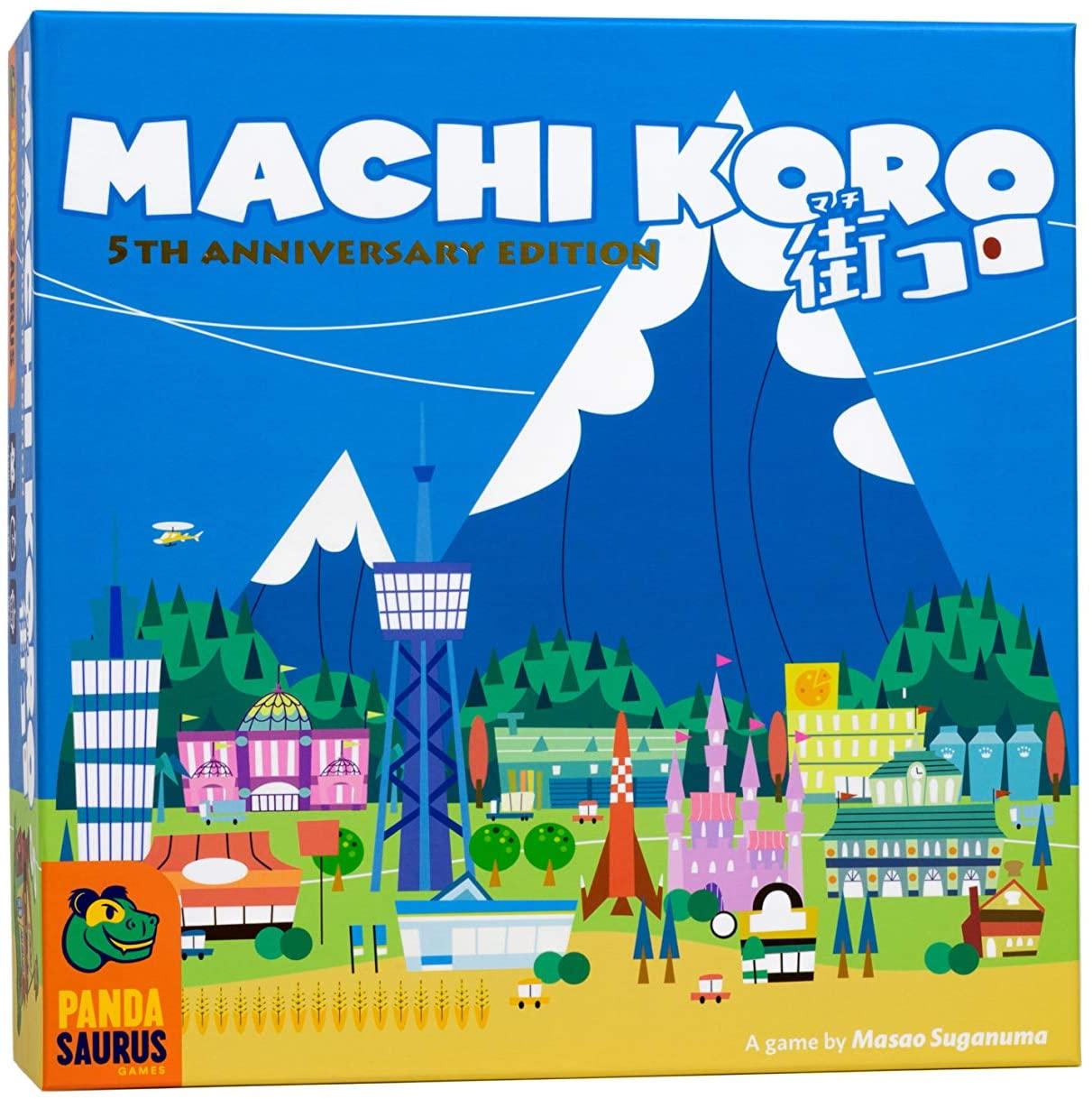 Machi Koro - 5th Anniversary Edition
