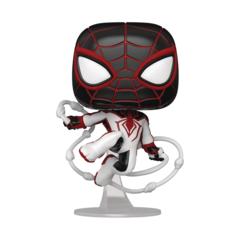 Pop! Games - Spider-Man: Miles Morales - Spider-Man in Tracksuit