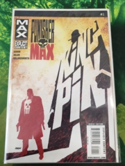 Punisher Max (2009) #1-22 COMPLETE SET (8.0 - 9.2)