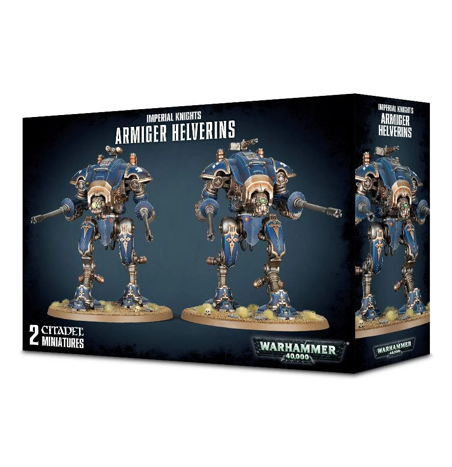 Imperial Knights - Armiger Helverins