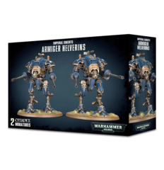Imperial Knights - Armiger Helverins
