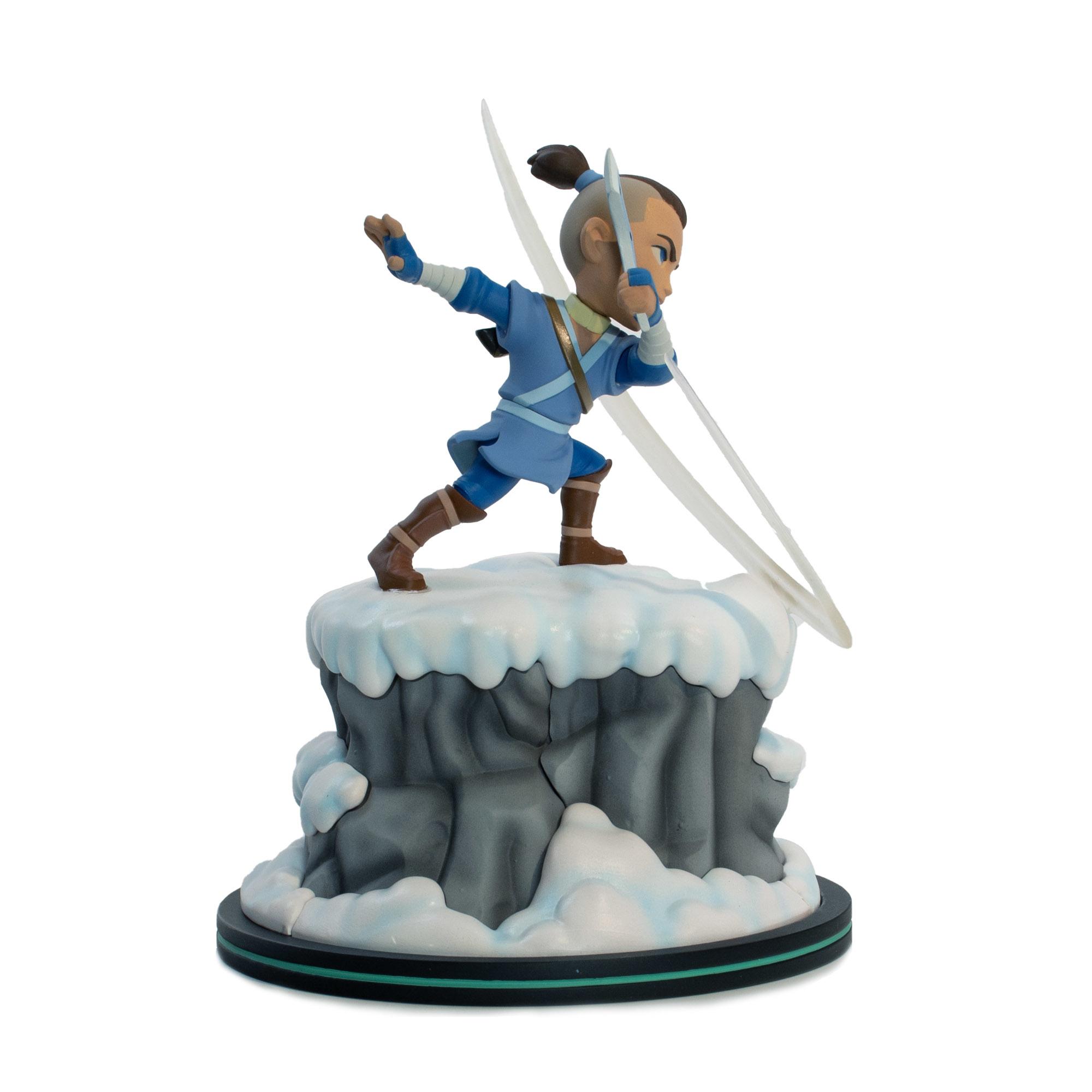 Avatar The Last Airbender - Sokka Max Elite Diorama Figure