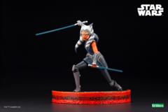 Star Wars - The Clone Wars - Ahsoka Tano ArtFx Statue