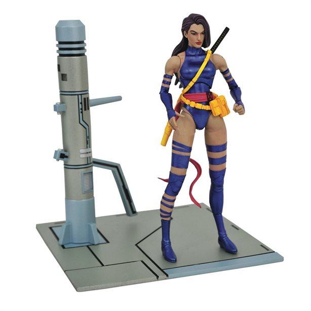 Marvel Select - Psylocke Action Figure