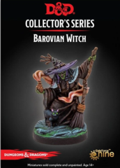 D&D Collector's Series - Curse of Strahd - Barovian Witch