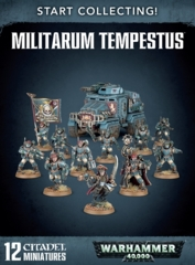 Start Collecting! - Militarum Tempestus