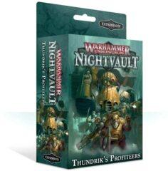 Warhammer Underworlds: Night Vault - Thundrik's Profiteers - Expansion