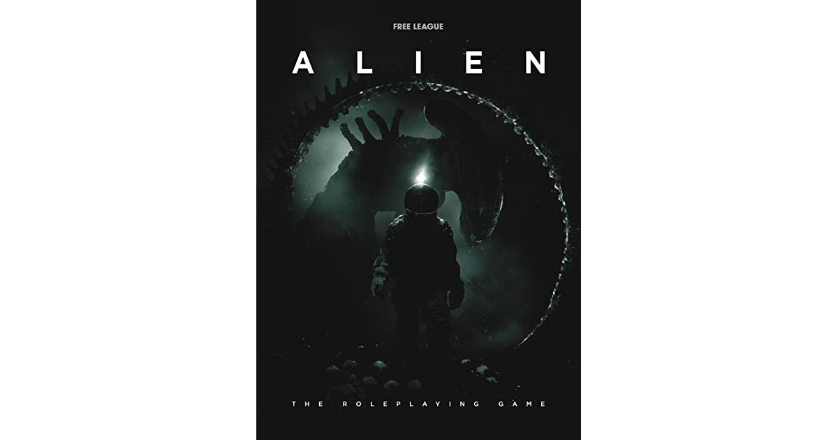 Alien RPG - Core Rulebook