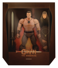 Conan The Barbarian Ultimates Iconic Movie Pose Conan Action Figure
