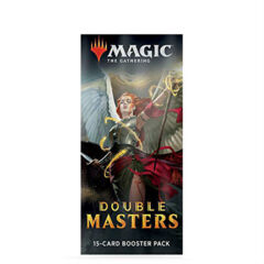 Double Masters Booster Pack (NO STORE CREDIT)