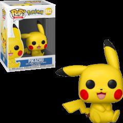 Pop! Pokemon - Pikachu Sitting (Funko #842)