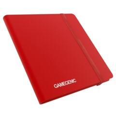Gamegenic - Casual Album - 24 Pocket - Red