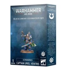 Ultramarines - Captain Uriel Ventris