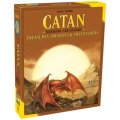 Catan - Treasures Dragons & Adventurers Expansion