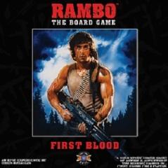 Rambo The Board Game - First Blood