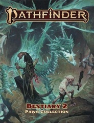 Pathfinder 2E - Bestiary 2 Pawn Collection