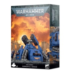 Space Marines - Hammerfall Bunker