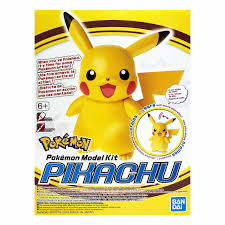 Pokemon - Pikachu Model Kit