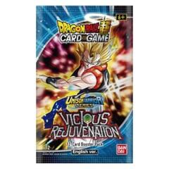 Dragon Ball Super - Series 12 - Vicious Rejuvenation Unison Warriors Series 3 Booster Pack