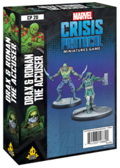 Marvel: Crisis Protocol - Hawkeye & Black Widow Agent of