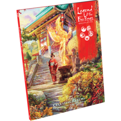 L5R Legend of the Five Rings RPG - Celestial Realms