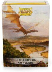 Dragon Shield - Classic Art Sleeves - Oxbow 100 ct