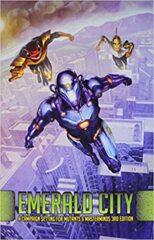 Mutants & Masterminds 3rd Edition - Emerald City