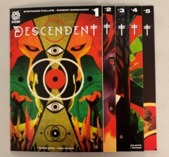 Descendent (Afrershock 2019) #1-5 Set Stephanie Phillips 1 2 3 4 5 (8.5+)