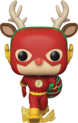 Pop! - DC Holiday Heroes - Flash  Rudolph (Funko)