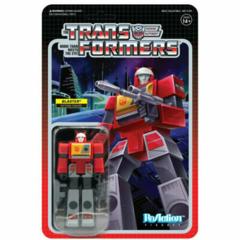 ReAction Figures - Transformers - Blaster