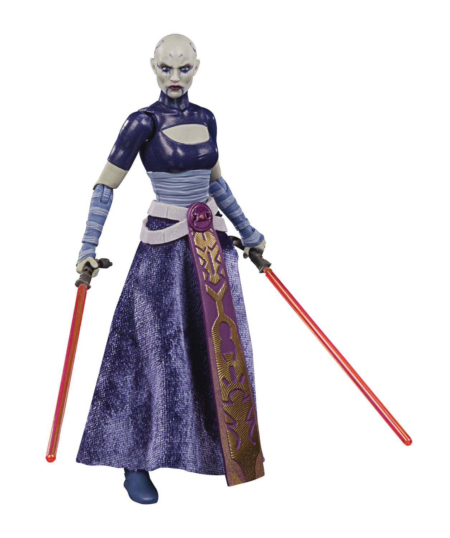 Star Wars - The Black Series - The Clone Wars - Asajj Ventress Action Figure