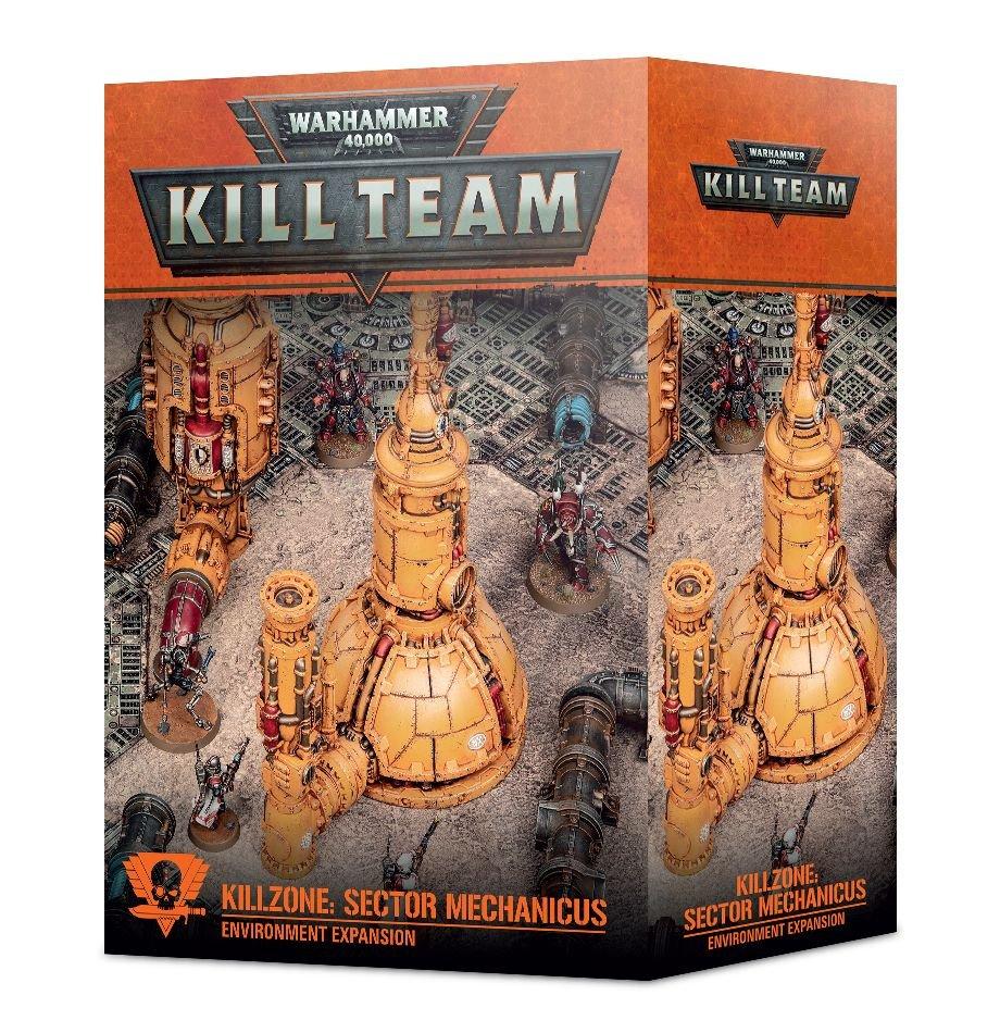 Killzone - Sector Mechanicus