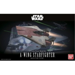 Star Wars Model Kit - A-Wing (1/72)