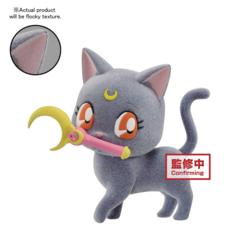 Banpresto - Sailor Moon - Luna version A