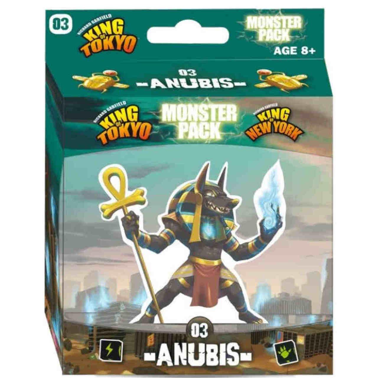 King of Tokyo - Monster Pack - 03 Anubis