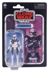 Star Wars - The Vintage Collection - The Clone Wars - Captain Rex 3.75inch Action Figure