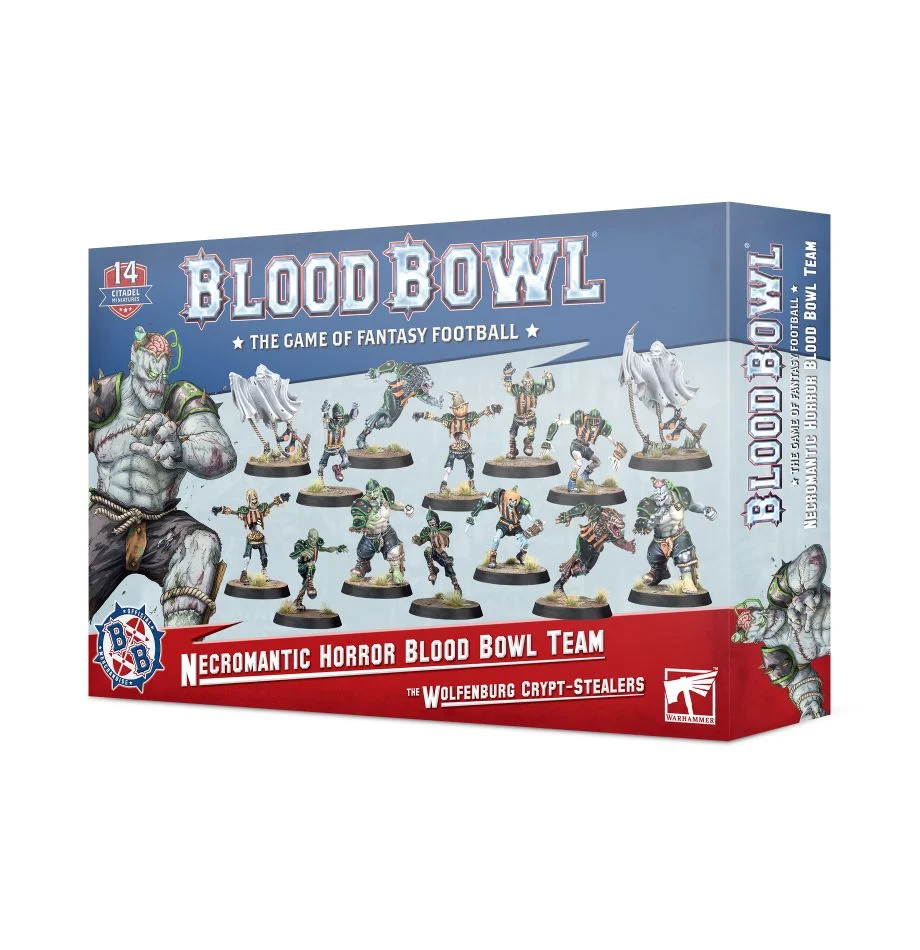 Blood Bowl - Necromantic Horror Team