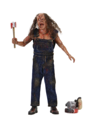Hatchet - Victor Crowley 8inch Clothed Action Figure