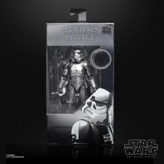 Star Wars - The Black Series - Carbonized Stormtrooper Action Figure